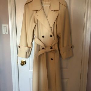 Liptons English 100% Wool Coat